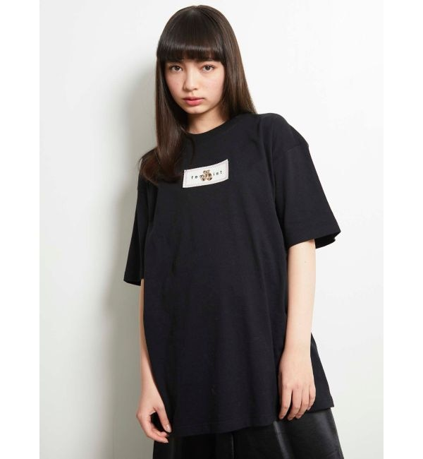 【メリージェニー/merry jenny】 feminist Teddy Tシャツ