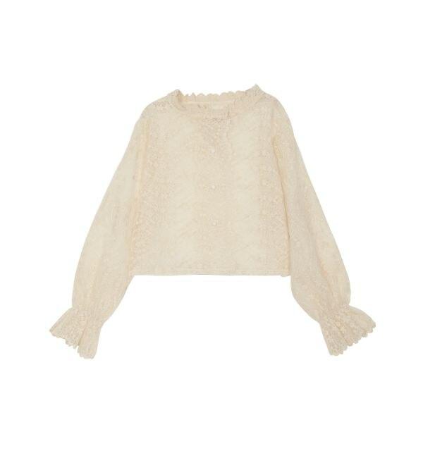 【メリージェニー/merry jenny】 7th anniv.lace jacket