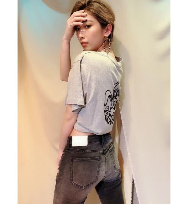 【ジェイダ/GYDA】 GYDIE'S BUNNY BIGTシャツ