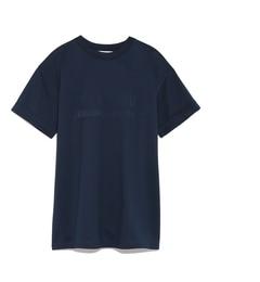 【ミラオーウェン/Mila Owen】 フロッキープリントTシャツ [3000円(税込)以上で送料無料]