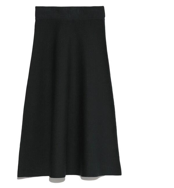 【ミラオーウェン/Mila Owen】 ジャージ風セットアップニットスカート [送料無料]