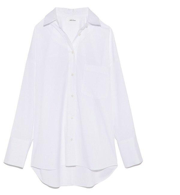 【ミラオーウェン/Mila Owen】 メンズライクシャツ [送料無料]