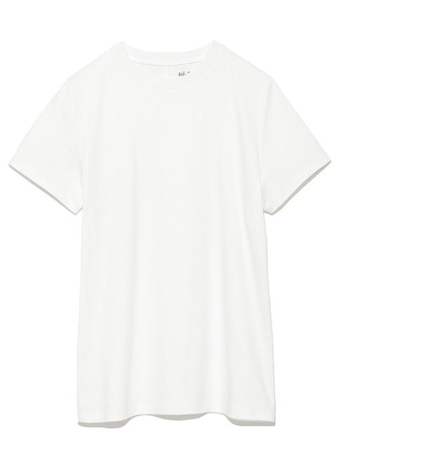 【ミラオーウェン/Mila Owen】 ハイラインクルーネックTシャツ [送料無料]