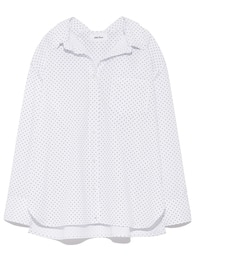 【ミラオーウェン/Mila Owen】 抜け感ドットシャツ [送料無料]