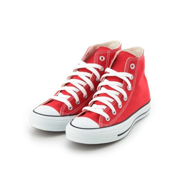 【エミ/emmi】 【CONVERSE】CANVAS ALL STAR HI