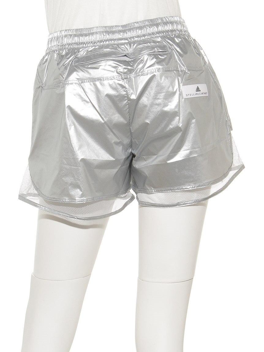 shiny shorts adidas