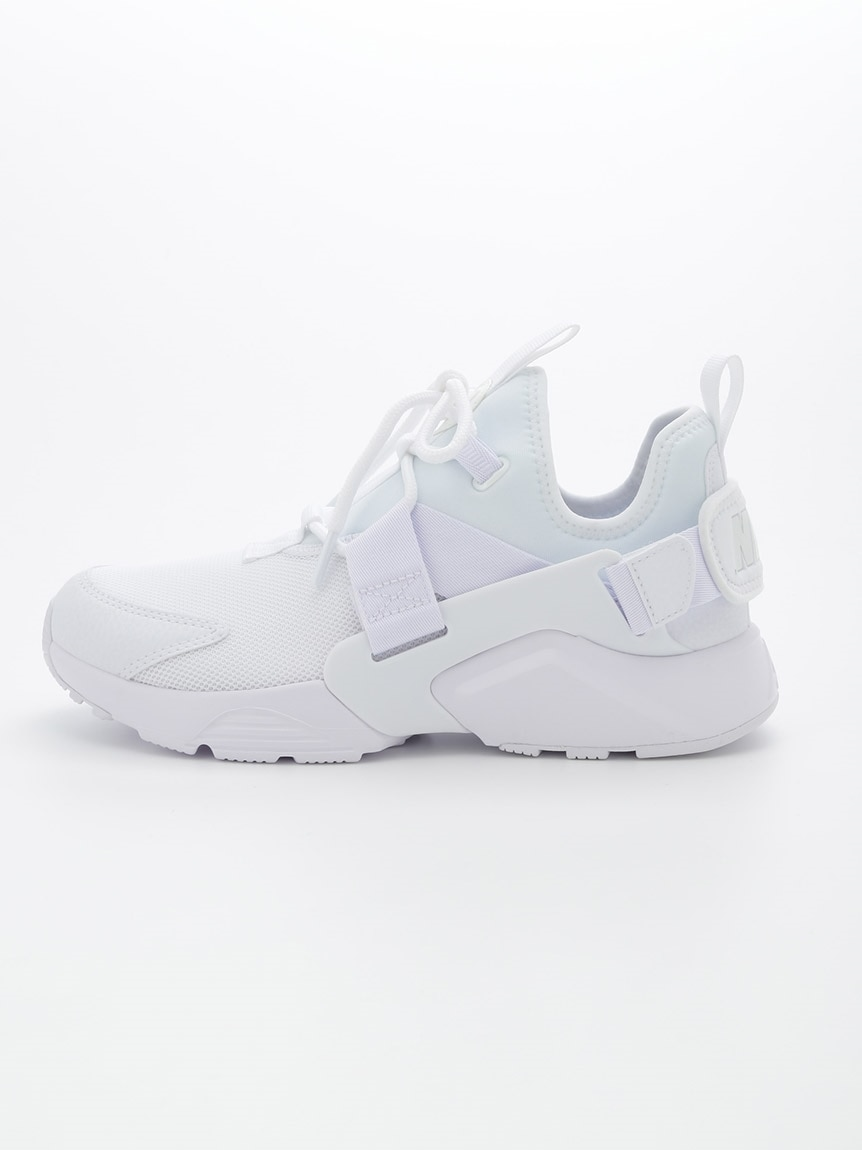heißer verkauf Nike Huarache Sneaker Low Beige Weiss