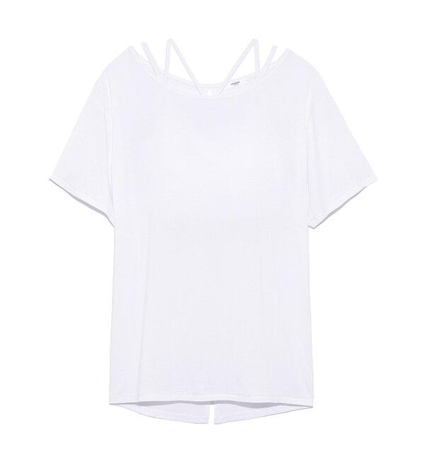 【エミ/emmi】 【emmi yoga】ブラセットTシャツ