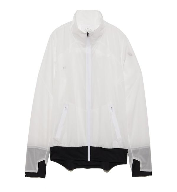 【エミ/emmi】 【asics】W'S MRUNランニングジャケット