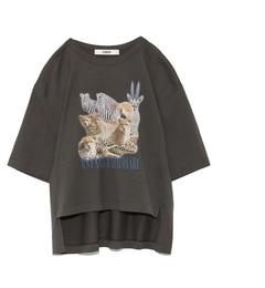 【ファーファー/FURFUR】 動物Tシャツ [送料無料]