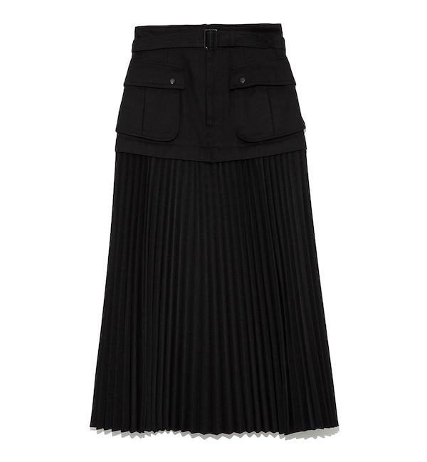 FURFUR - ジャンプジャケットスカート