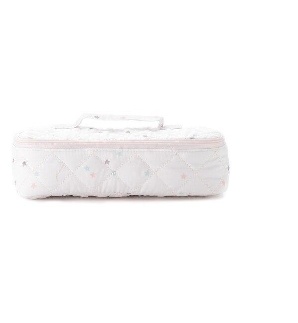 【ジェラート ピケ/gelato pique】 キルティングスター離乳食ケース [送料無料]