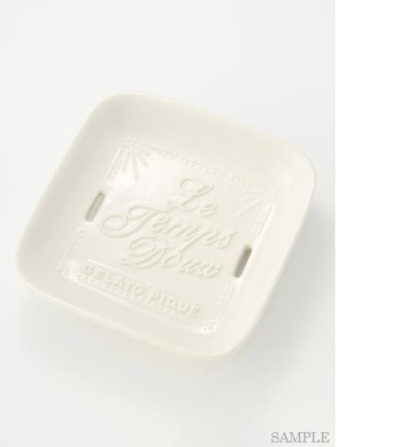 【ジェラート ピケ/gelato pique】 ソープディッシュ [3000円(税込)以上で送料無料]