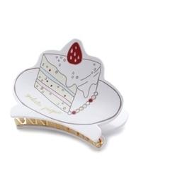 【ジェラート ピケ/gelato pique】 ケーキヘアクリップ [3000円(税込)以上で送料無料]
