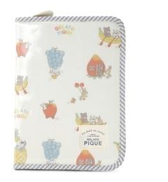 【ジェラート ピケ/gelato pique】 アニマルフルーツ母子手帳ケース [送料無料]