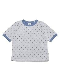 【ジェラート ピケ/gelato pique】 スタージャガード kids Tシャツ [送料無料]