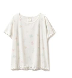 【ジェラート ピケ/gelato pique】 ガールズルームTシャツ [送料無料]