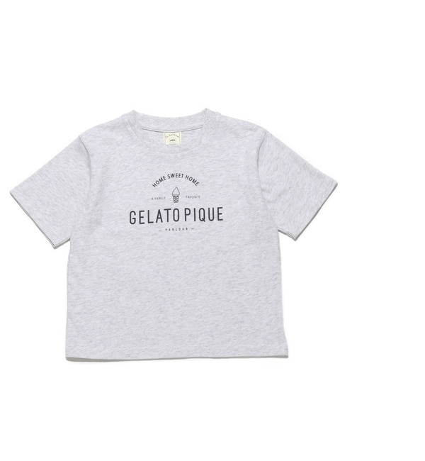【ジェラート ピケ/gelato pique】 アイスクリームワンポイント kids Tシャツ [3000円(税込)以上で送料無料]