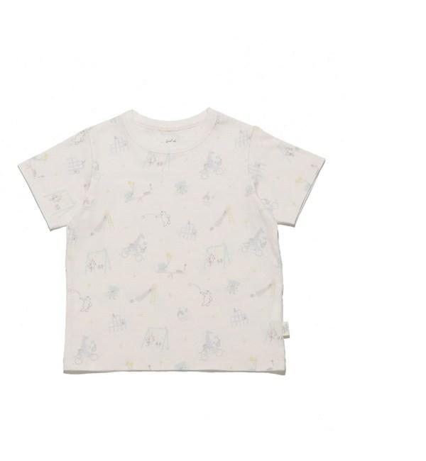 【ジェラート ピケ/gelato pique】 アニマルパーク kids Tシャツ [送料無料]