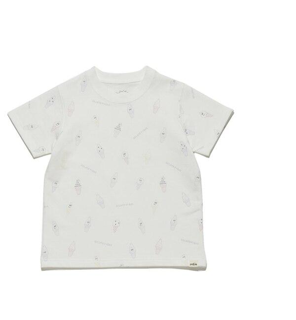 【ジェラート ピケ/gelato pique】 アイスクリームモンスター kids Tシャツ