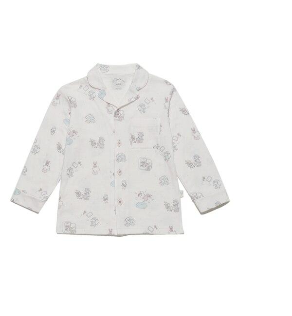 【ジェラート ピケ/gelato pique】 パジャマパーティー kids シャツ