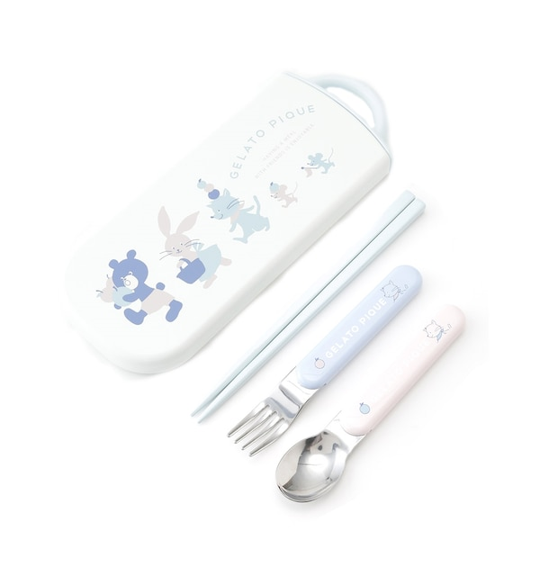 【ジェラート ピケ/gelato pique】 【KIDS】カトラリーセット