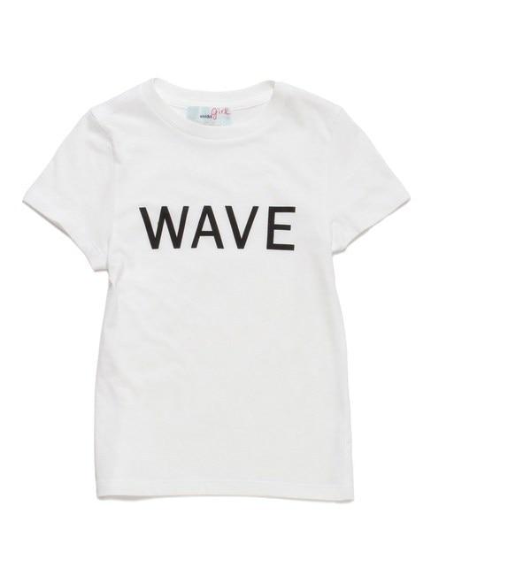 【スナイデル/snidel】 girlシンプルロゴTシャツ [送料無料]