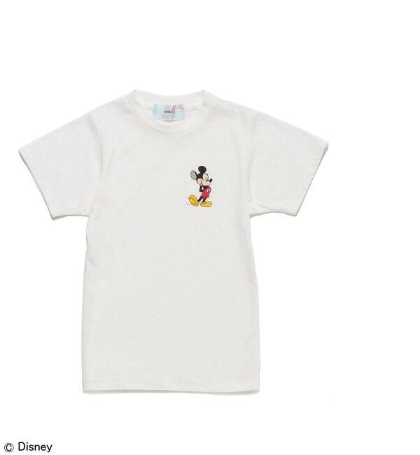 【スナイデル/snidel】 girlDisneyコラボTシャツ [送料無料]