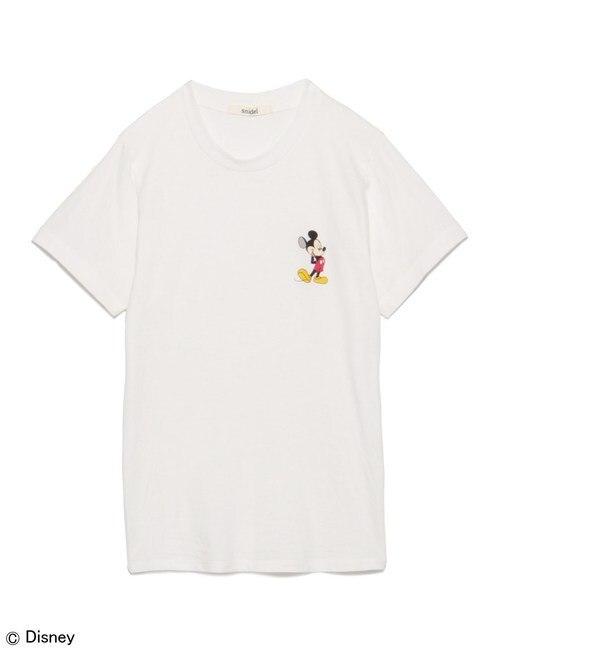 【スナイデル/snidel】 DisneyコラボTシャツ [送料無料]
