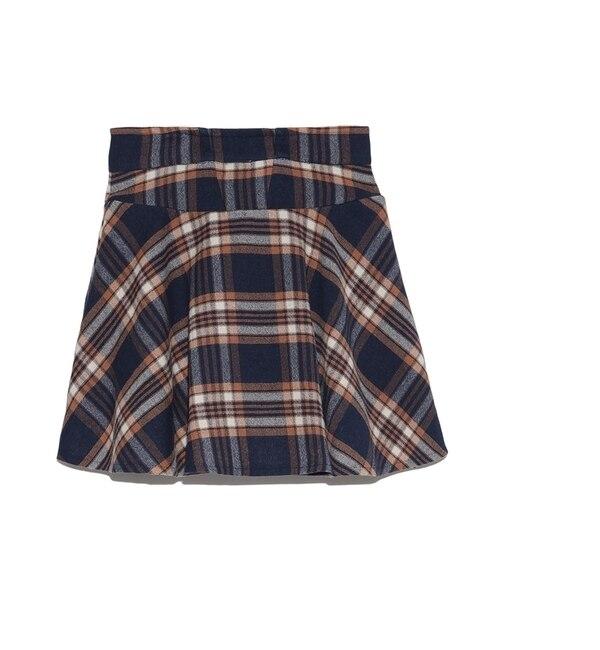 【スナイデル/snidel】 ウールボンディングスカートショートパンツ [送料無料]