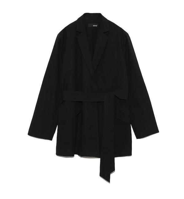 <アイルミネ> リラックススーツジャケット