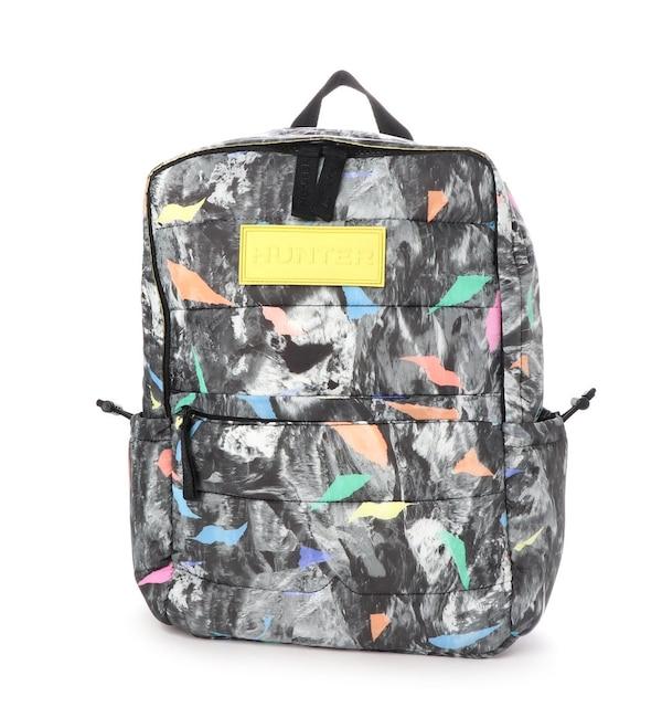 【ハンター/HUNTER】 【19年秋冬限定】オリジナルパッファーバッグパック