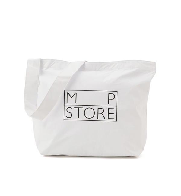 【マッキントッシュフィロソフィー ・ エムピーストア/MACKINTOSH PHILOSOPHY ・ MP STORE】 MPSタイベックメッセンジャー