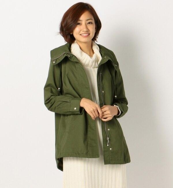 大衿モッズ【ミューズ/Mew's ミリタリー・モッズコート】