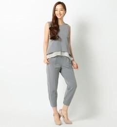【ミューズ リファインド クローズ/MEW'S REFINED CLOTHES】 ペプラムコンビネゾン [送料無料]