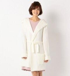 【ミューズ リファインド クローズ/MEW'S REFINED CLOTHES】 フードニットカーディガン [送料無料]
