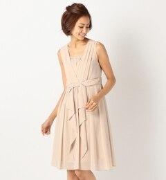 【ミューズ リファインド クローズ/MEW'S REFINED CLOTHES】 【人気商品】ウエストフリルドレス [送料無料]