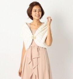 【ミューズ リファインド クローズ/MEW'S REFINED CLOTHES】 フェイクファーボレロ [送料無料]