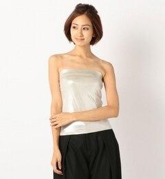 【ミューズ リファインド クローズ/MEW'S REFINED CLOTHES】 ラメベアトップ [送料無料]
