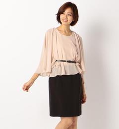 【ミューズ リファインド クローズ/MEW'S REFINED CLOTHES】 4WAYタイトドレス《結婚式/二次会/謝恩会/パーティー》 [送料無料]