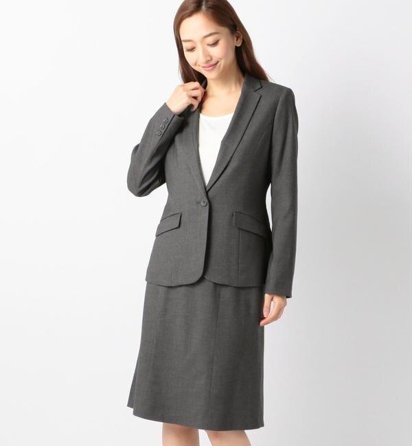 【ミューズ リファインド クローズ/MEW'S REFINED CLOTHES】 あったかスーツセット《入学式/卒業式/フォーマル/セレモニー》