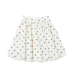 【ロディスポット/LODISPOTTO】 ラブドット柄スカート / mille fille closet [送料無料]
