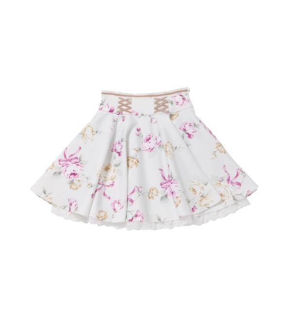 【ロディスポット/LODISPOTTO】 【雑誌掲載】Melty Roseスカート / mille fille closet