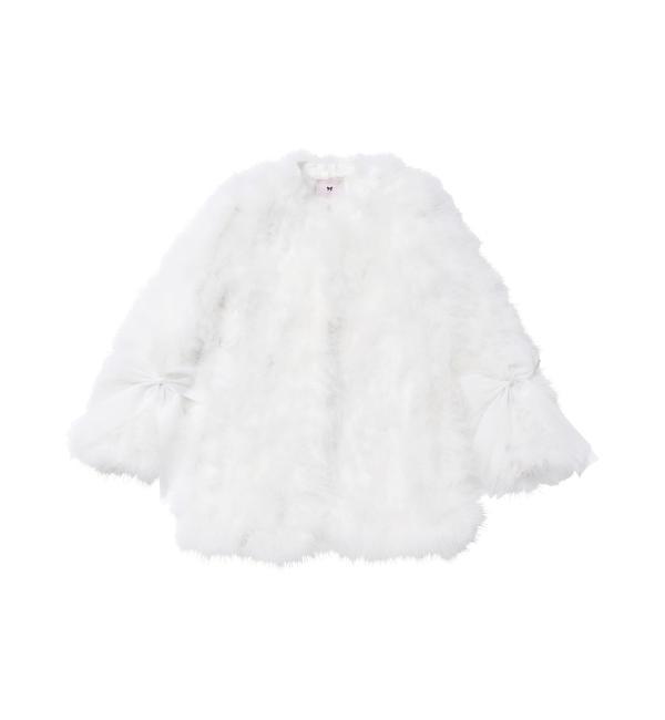【ロディスポット/LODISPOTTO】 CottonCandyファーコート / mille fille closet