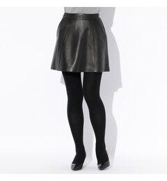 【ギルドプライム/GUILD PRIME】 【LOVELESS】WOMENS レザーフレアーミニスカート [送料無料]