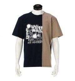 【ギルドプライム/GUILD PRIME】 【Education from Youngmachines】MENS ストリートブロッキングシャツ [送料無料]