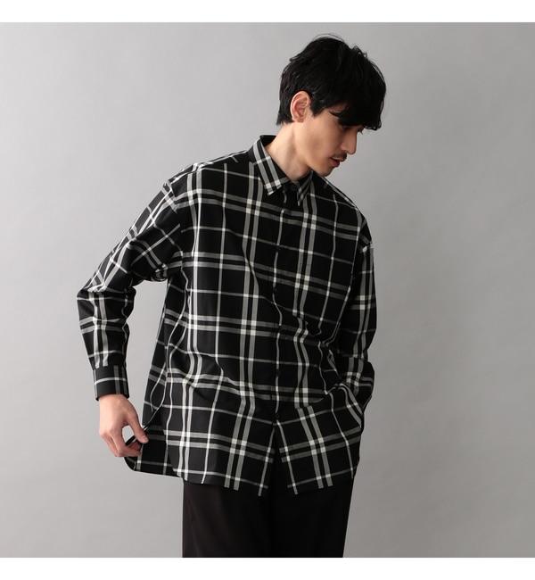 【ギルドプライム/GUILD PRIME】 FINEBOYS掲載【GUILD PRIME】MENS ラージタータンチェックシャツ [送料無料]