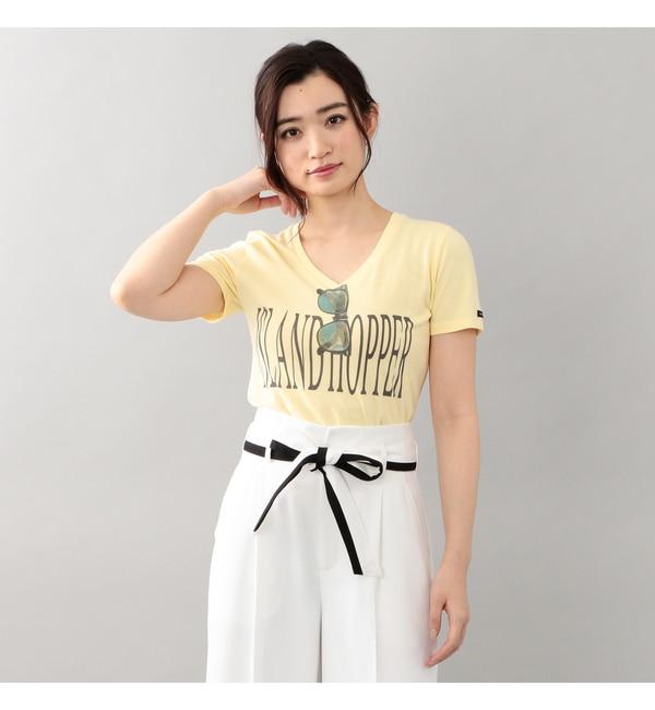 【ラブレス/LOVELESS】 【LOVELESS】ISLAND HOPPERサングラスTシャツ