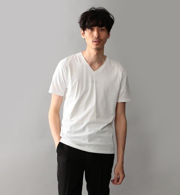 【ラブレス/LOVELESS】 【LOVELESS】スワロフスキー®ロゴスビンTシャツ