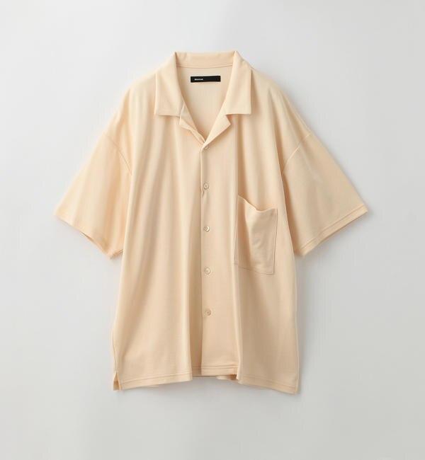 【ラブレス/LOVELESS】 【08sircus】MEN オープンカラーシャツ S19SM-CS08